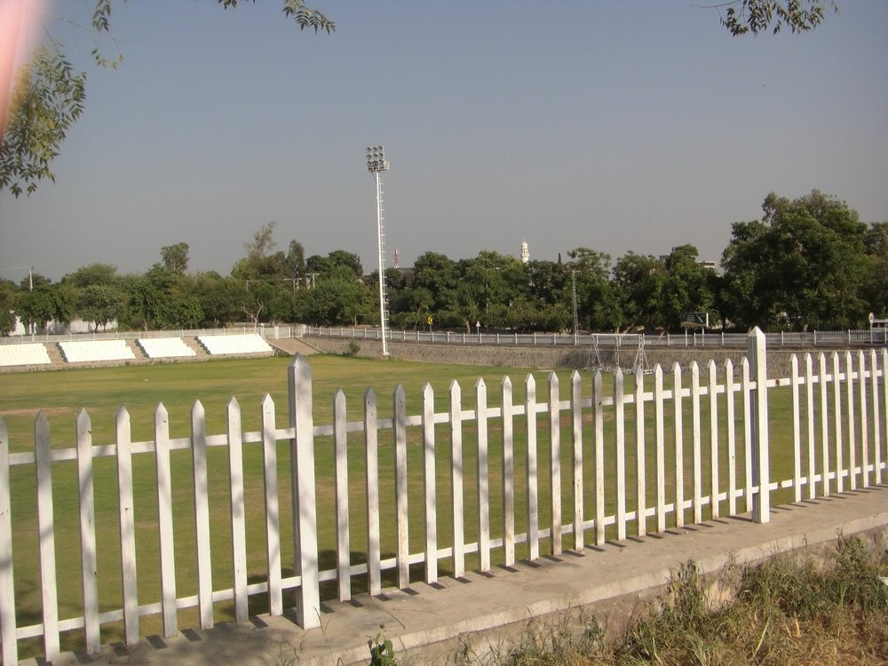 Six Manifest Cricket Grounds in Islamabad