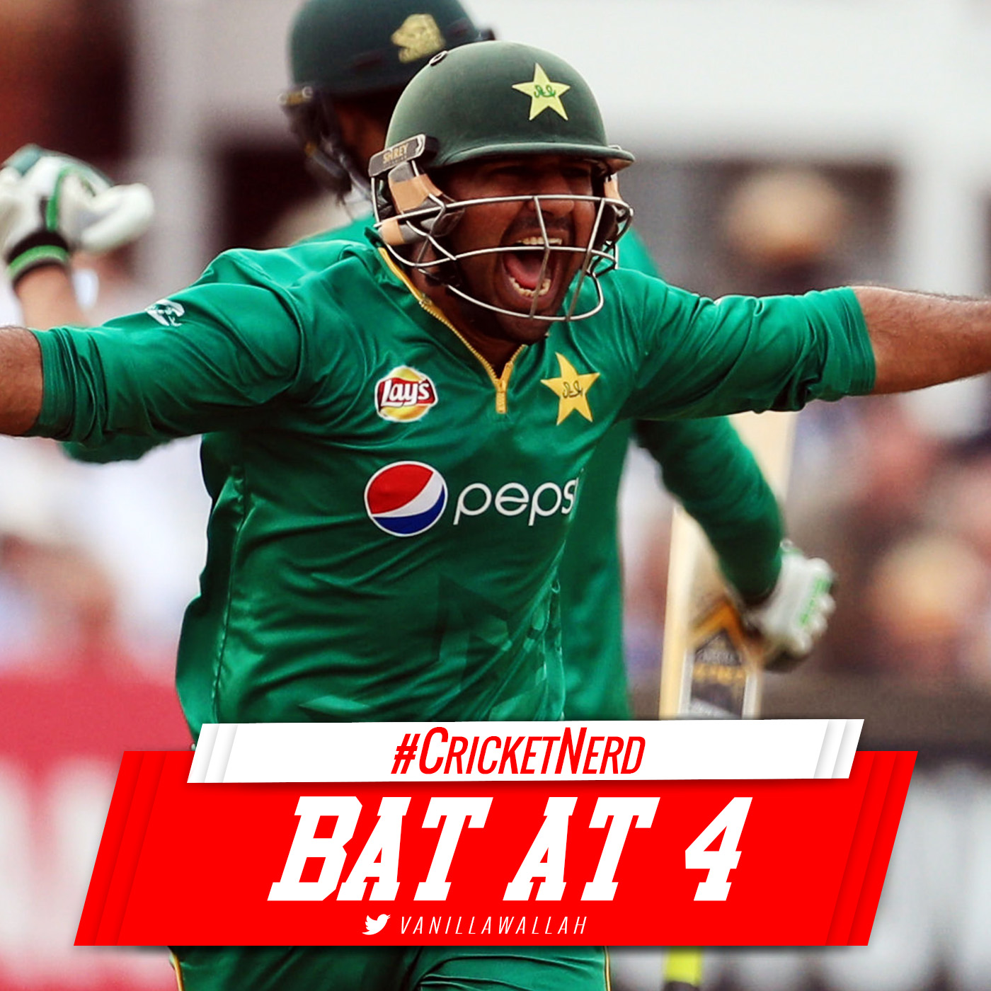 The Case for Sarfraz to bat at 4