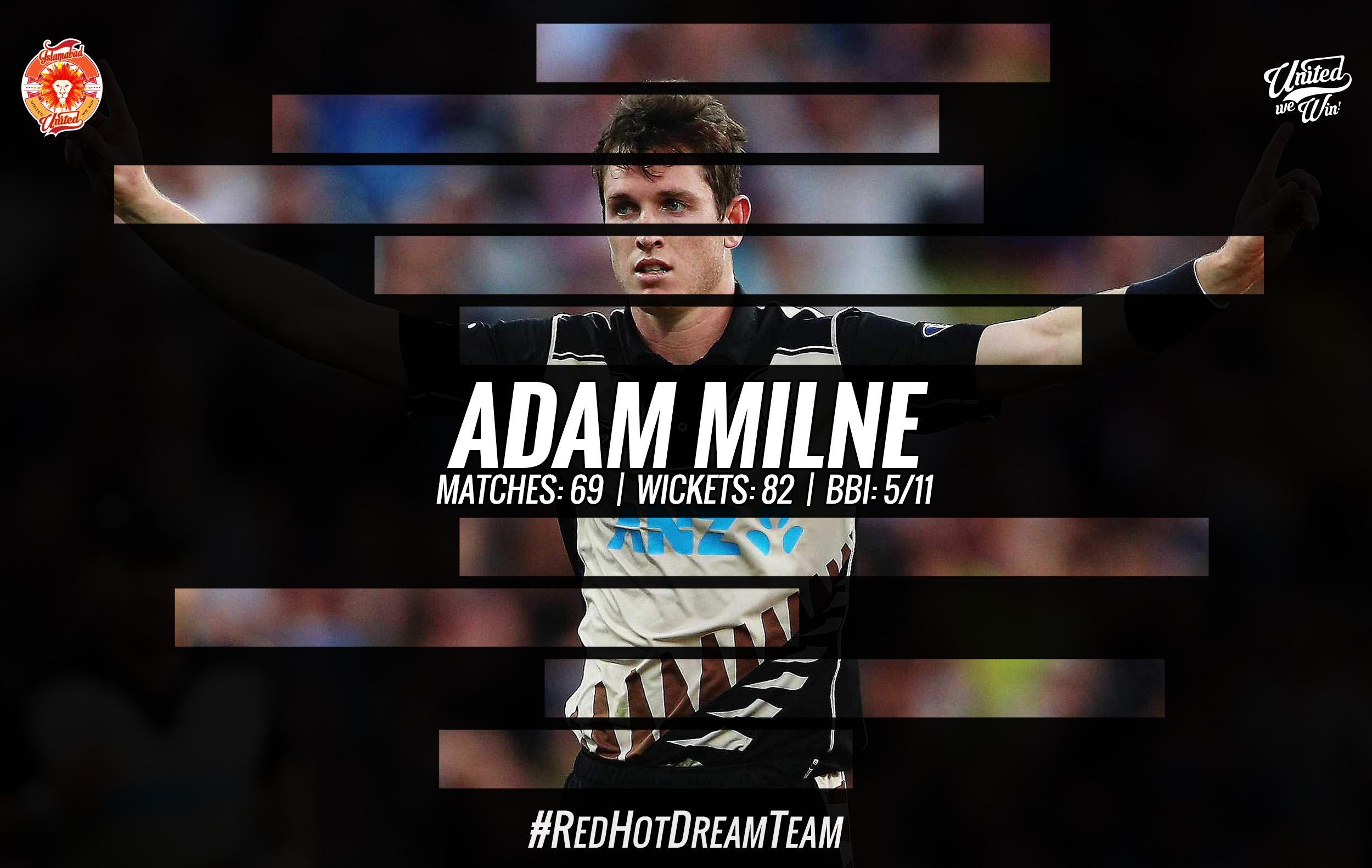 Adam Milne