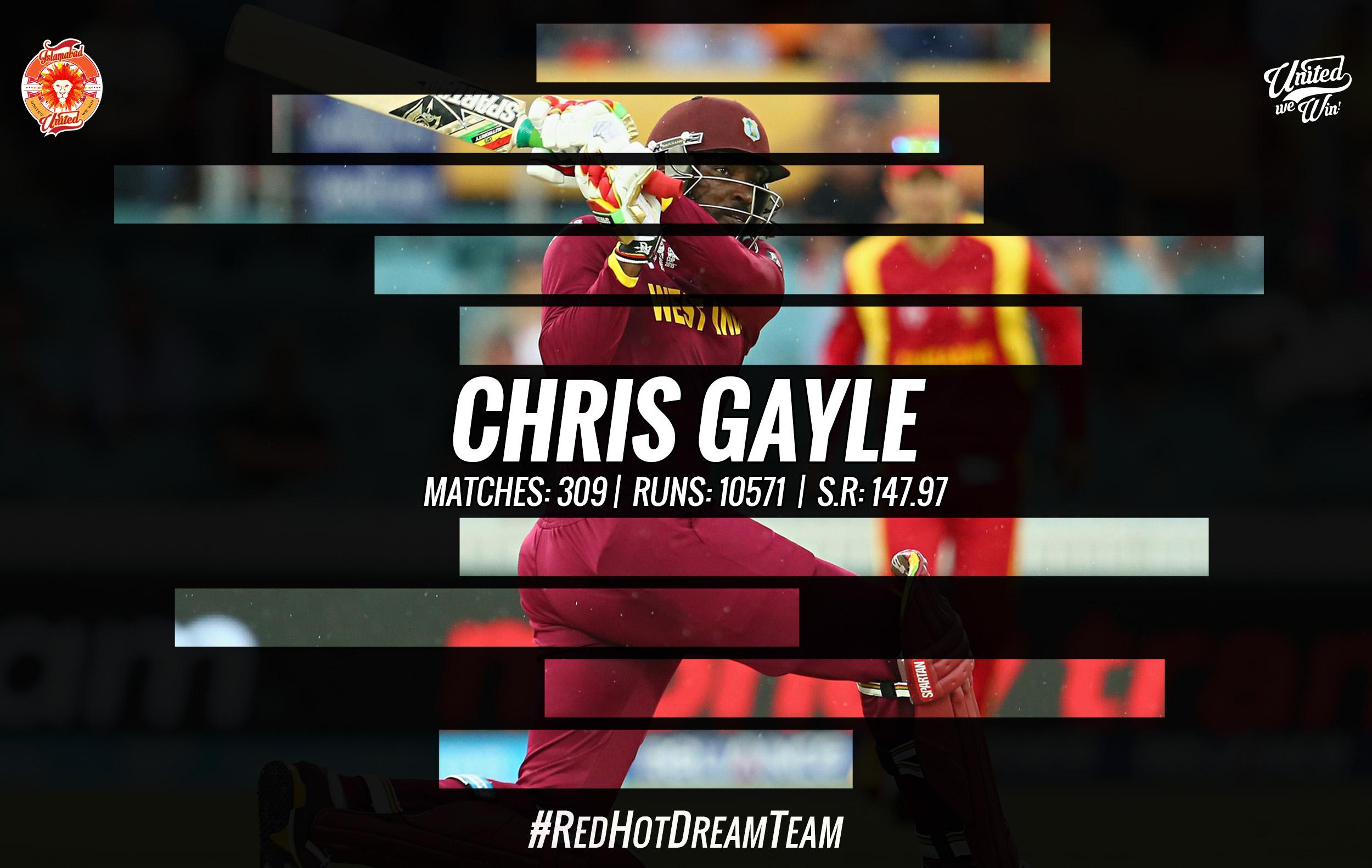 Chris Gayle