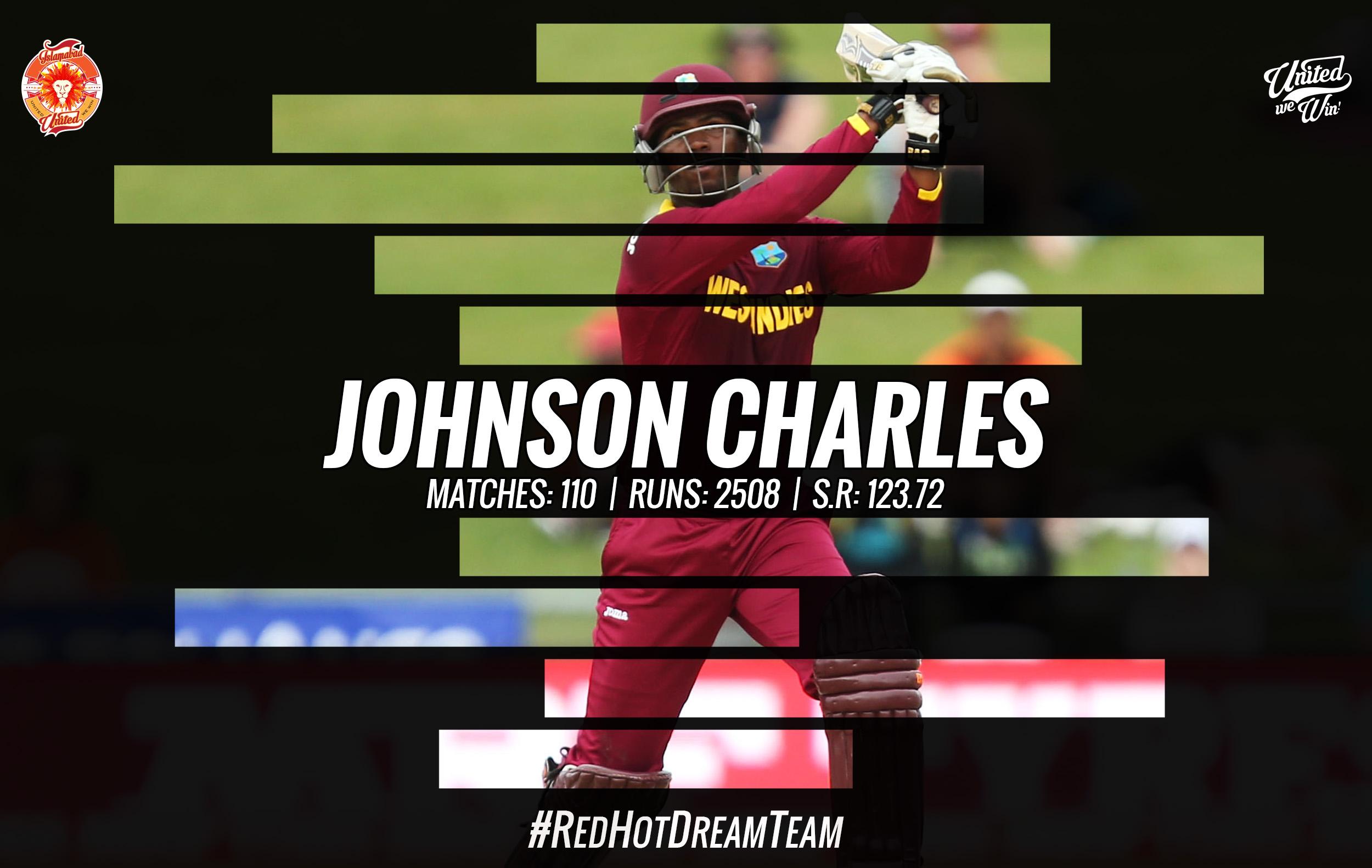 Johnson Charles