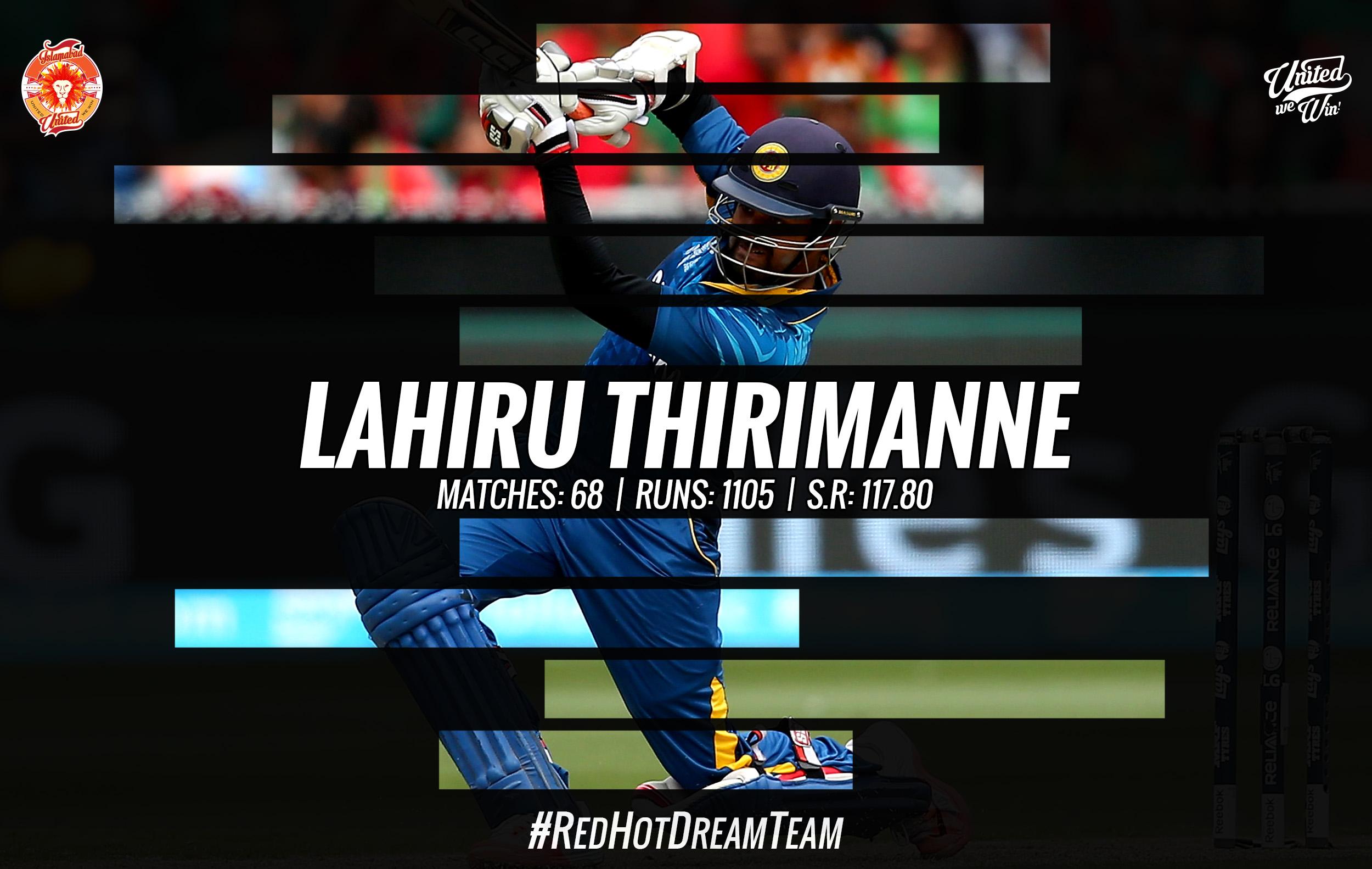Lahiru Thrimanna