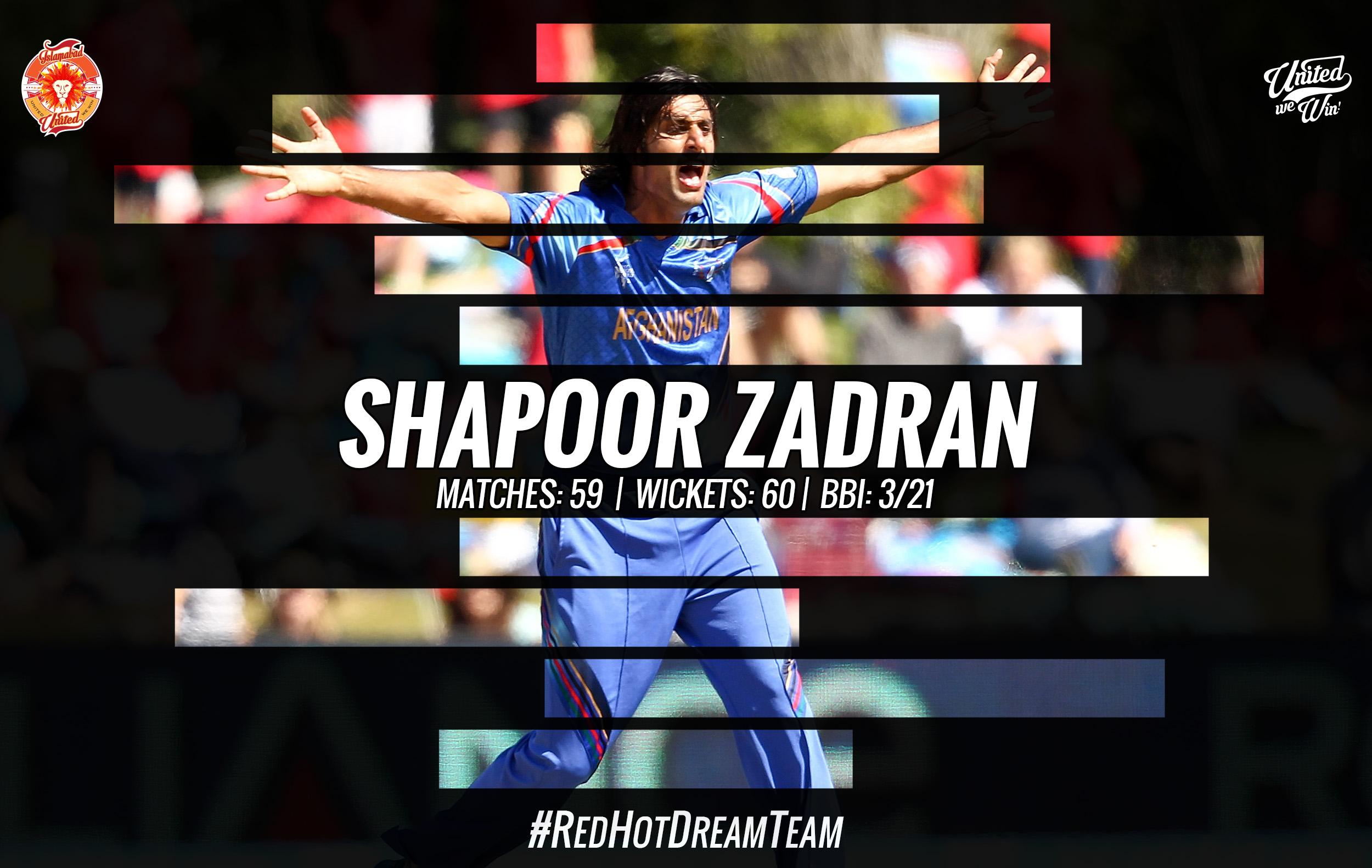 Shapoor Zadran