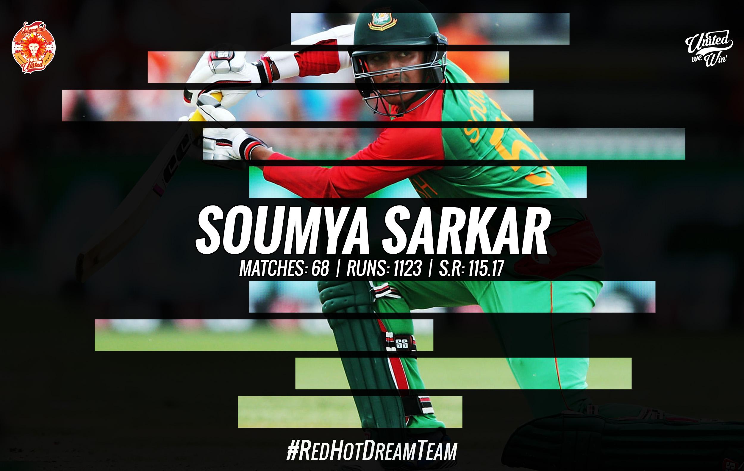 Soumya Sarkar